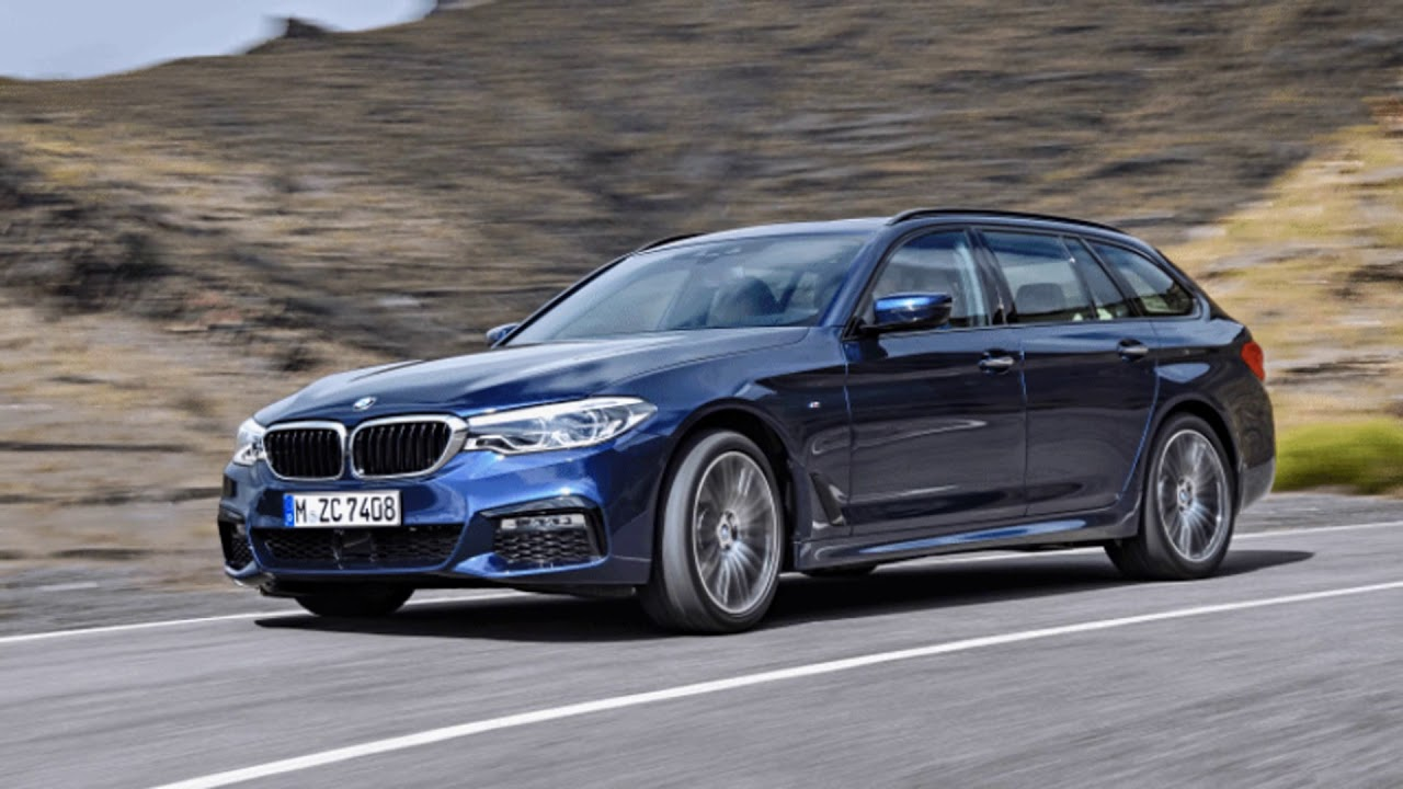 The Concept 2018 Bmw M5 Touring
