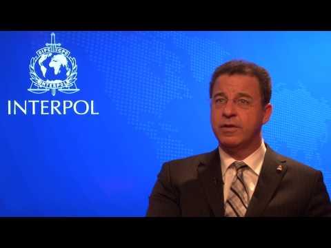 INTERPOL TV INTERVIEW - Serge Brammertz, International Criminal Tribunal for the former Yugoslavia