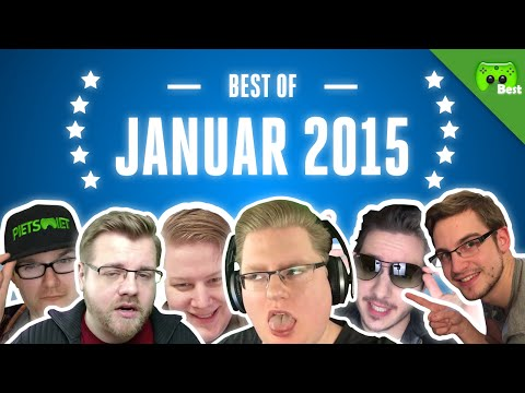 BEST OF JANUAR 2015 «» Best of PietSmiet | HD