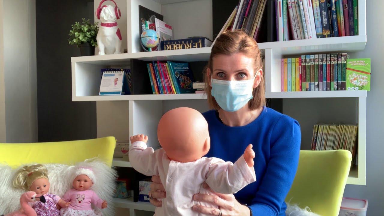 Conseils pour bien communiquer masqué avec mon enfant