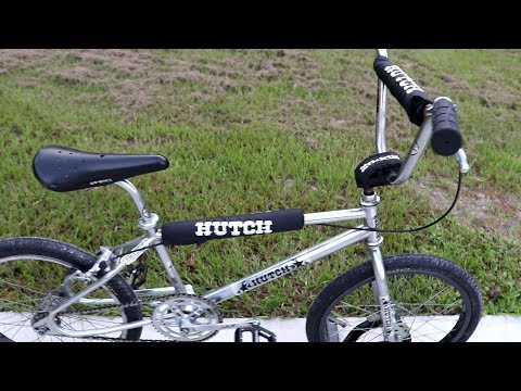 My Hutch BMX Bike!
