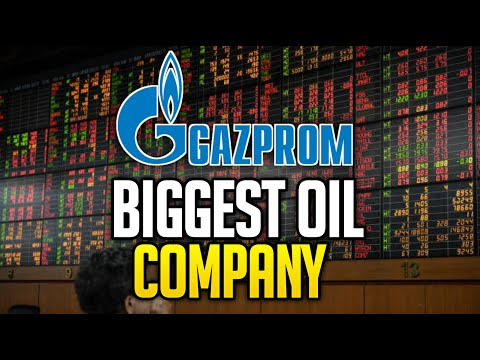 Gazprom Financial Stock Review: Massive Vertically Integrated Oil & Gas Company: $OGZPY