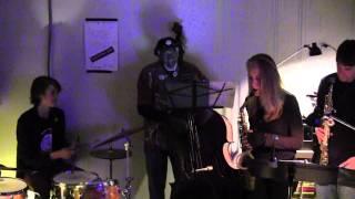 Kevin Murray Quartet @ The Alley 6/29/15 (Set 1, Pt. 1/2)