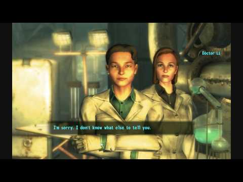 Fallout 3 main quests scientific pursuits part1of2 youtube for Entrance to rivet city