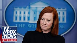 Jen Psaki holds White House press briefing | 4/19/2021