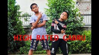 Nawabzaade: High Rated Gabru Dance Choreography | ASqaure Crew | Abhay & Aayush