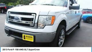 2013 Ford F-150 Holzhauer Auto and Motorsports Group 3049856
