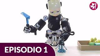 iCub: ecco il Robot Umanoide. Il WMF all'IIT