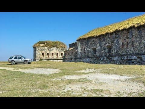 La Route des Forts Part 1 Casterino Col de Tende
