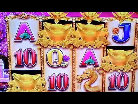 FORTUNE KING GOLD & 5 DRAGONS GOLD 1c SLOTS * ALL MYSTERY CHOICE BONUSES * 240x WIN