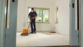 wie funktioniert eine rotierende bodenschleifmaschine. Black Bedroom Furniture Sets. Home Design Ideas