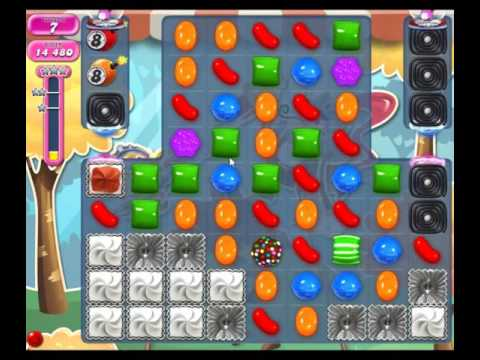 Candy Crush Saga Level 2432 - NO BOOSTERS