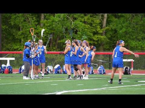 Girls Varsity Lacrosse Baldwinsville VS Cicero North Syracuse 5/16/2017