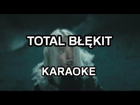Natalia Nykiel - Total Błękit [karaoke/instrumental] - Polinstrumentalista
