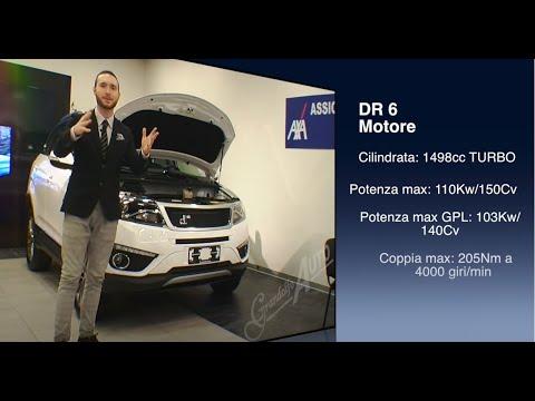 Dr6 Presentata Da Grandolfo Auto