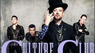 BOY GEORGE & CULTURE CLUB 'comeback' tour highlights (2016)