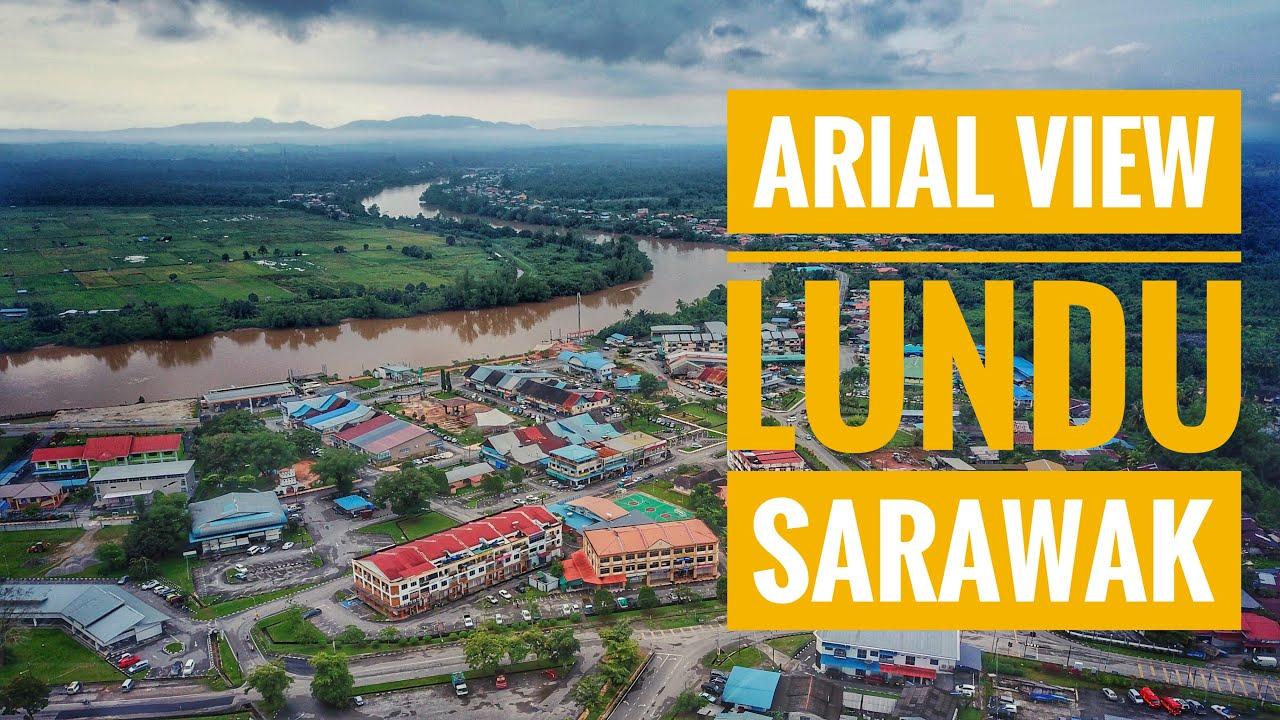 Arial View Lundu Sarawak Youtube