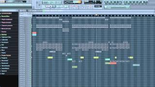 FL Studio Techno 2012/RCP7604