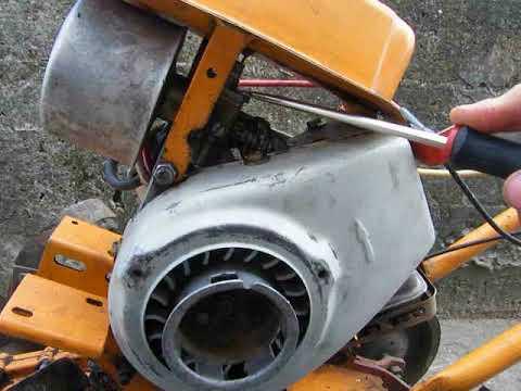 Ремонт карбюратора мотокультиватора крот своими руками видео