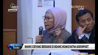 Download Video Kesal dan Jengkel, Ratna Sarumpaet: Nanik Deyang Banyak Berbohong MP3 3GP MP4