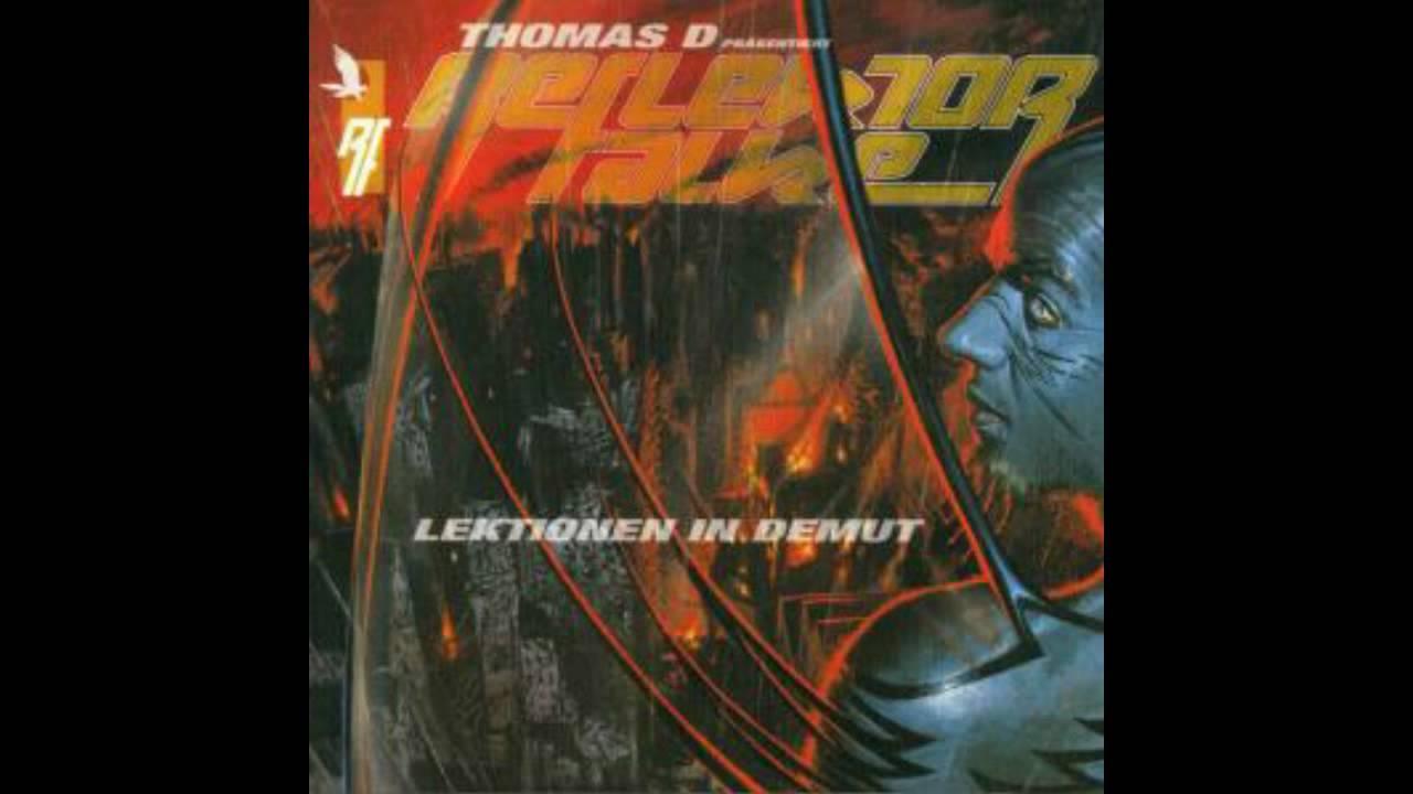 Thomas D - Auf dem Planeten des ewigen Regens