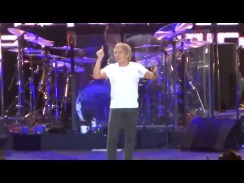 The Who - Baba O'Riley CSI New York Intro (Opening Theme) Amsterdam 05 juli 2013