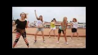 Dance Camp Fire Ballet 2013 (танец из сериала Glee by Ксения Кузнецова)