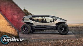 아우디의 미래 차량에 삼성 갤럭시 전격 채택! 프랑크푸르트 모터쇼 [BBC Top Gear Korea]