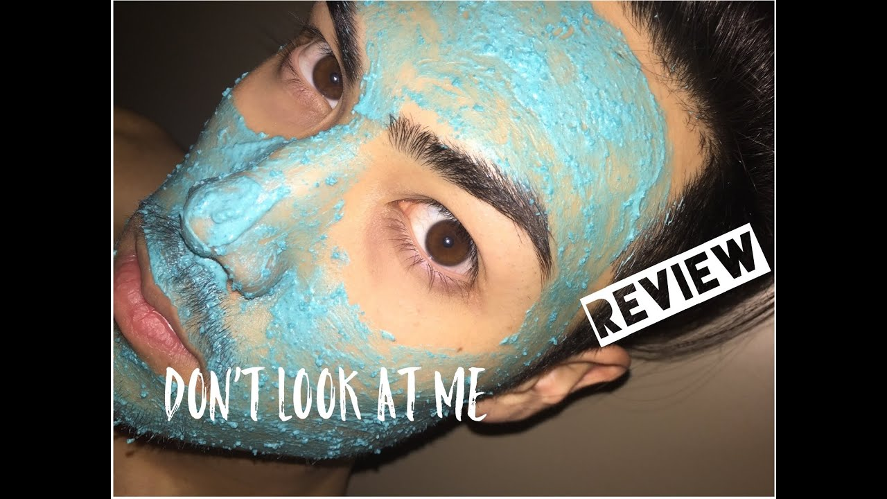 Dont look at me lush face mask review - Don T Look At Me Lush Fresh Face Mask Review