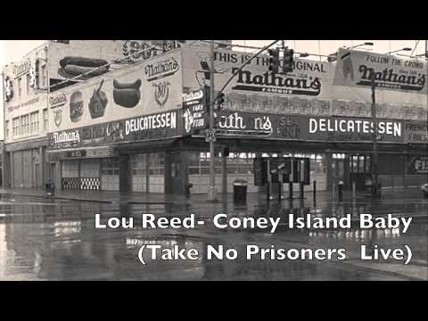 Lou Reed- Coney Island Baby LIVE Take No Prisoners