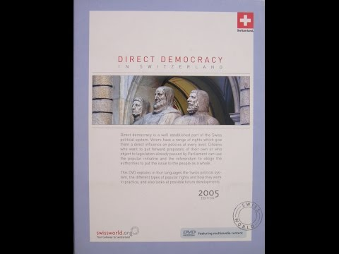 Direct Democracy in Switzerland