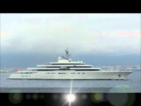 The Largest Motor Yacht Eclipse
