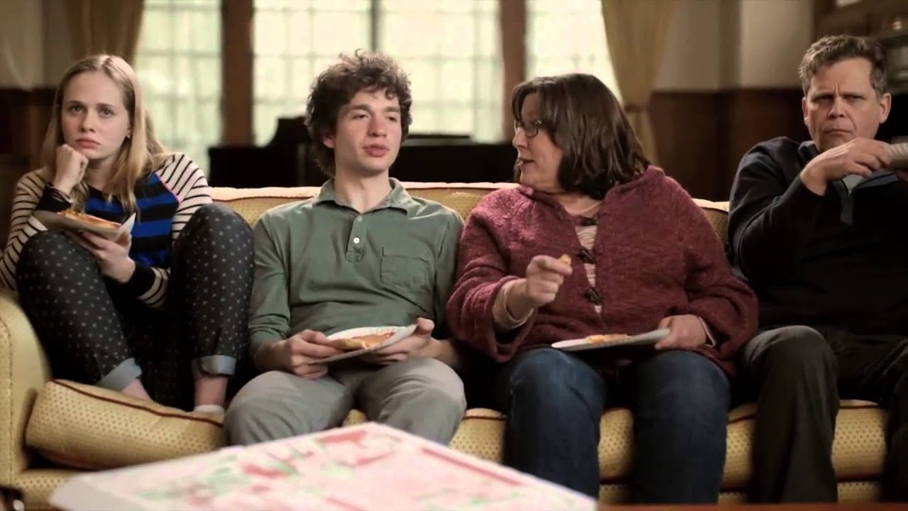 New HBO Go Commercials Capture Awkward Family TV Watching - YouTube
