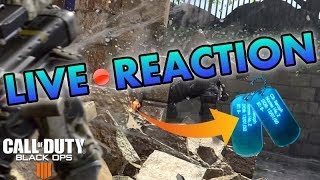 NEW TREYARCH LIVESTREAM REACTION! BLACK OPS 4 MULTIPLAYER REMASTERED MAPS CONFIRMED!