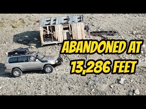 Here's Why The Toyota Land Cruiser Is the Best SUV in the World: Mountain Climb Edition