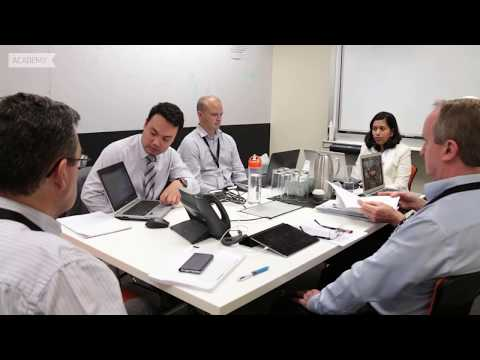 The Standards Australia Academy for our external stakeholders