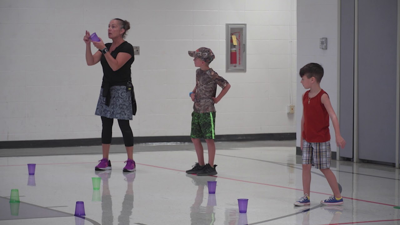 Fun & Fitness With Ms. Kelly: Running