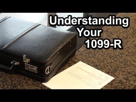 Understanding Your 1099-R (2018 Tax Year)