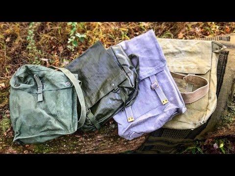 Military Surplus: Budget Haversacks & Shoulder Bags