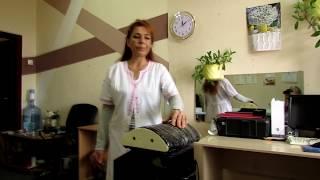 Упражнения на биомеханическую стимуляцию мышц на аппарате Назарова. Ноги.