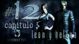 Resident Evil 6 Español 1080p | Leon | Capitulo 5 | Parte 1/2 + Emblemas Walkthrough Guia