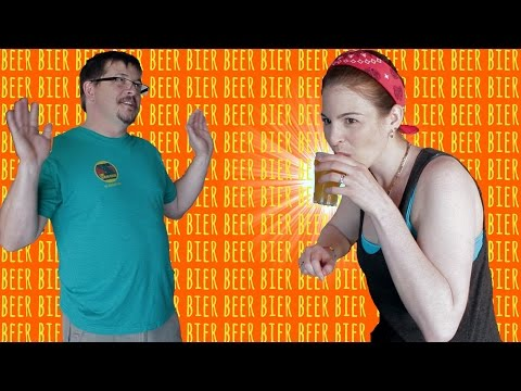 German-Style Beer IN THE USA!! | Feat. Kirk from Zwei Brewing
