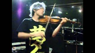 "Black Violin   ""A Flat"" /Vn black cover"