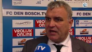 FC Den Bosch TV: Nabeschouwing FC Den Bosch - Almere City FC