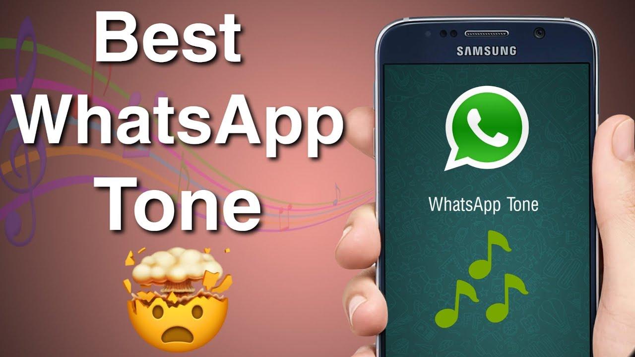 Download tone whatsapp sms Рингтоны на