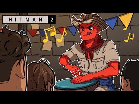 DRUMMIN' UP SOME ASSASSINATIONS! | Hitman 2 (Three-Headed Serpent)