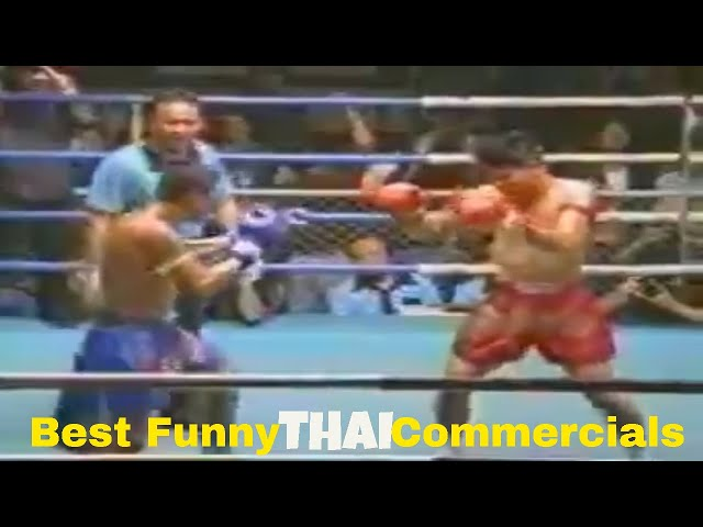 Thai Funny video commercials: Watch this Thai boxing game [part 13]