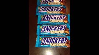 .16 Snickers Crisper(50 coupons one 1., 2016-02-14T04:45:47.000Z)