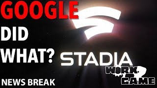 What is Google Stadia and why does this EXIST? | Gaming News | Technology Break