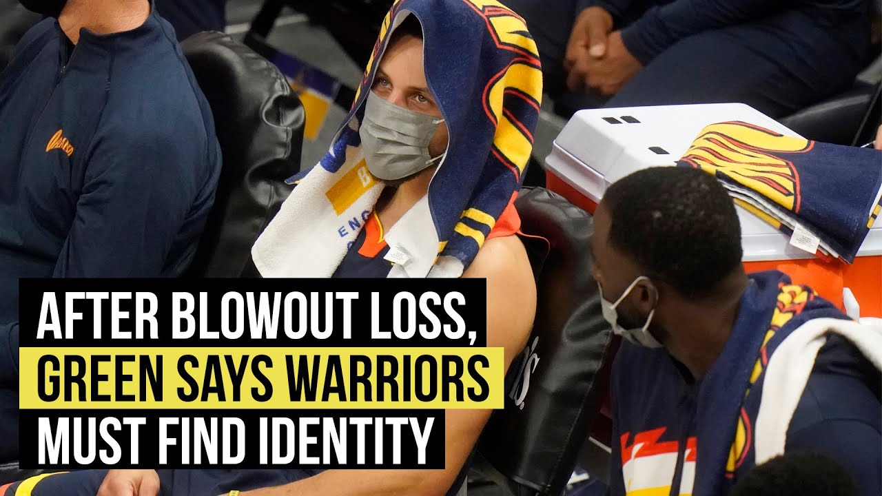 Green says Warriors need to find an identity